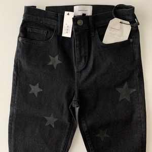 Current Elliott Star Jeans